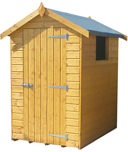 economy garden shed