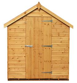 standard garden shed