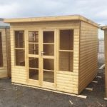Forest Craft Spey Summer House